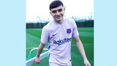 Barcelona Unveil Away Kit For 2021-22 Footballing Season (See Post)