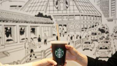World News | Korea: Shinsegae Group is Negotiating to Buy Additional Shares in Starbucks