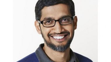 Google's Sundar Pichai Warns About Threats to Internet Freedom in Countries