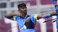 Pravin Jadhav at Tokyo Olympics 2020, Archery Live Streaming Online: Know TV Channel & Telecast Details for Men's Individual Event, Round of 16 Match