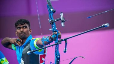 Pravin Jadhav Loses Against World Number 1 Brady Ellison by 0-6, Indian Archer Knocked Out of Round of 16