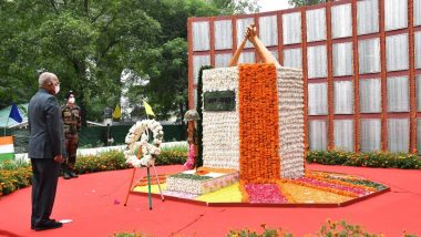 Kargil Vijay Diwas 2021: Nation Salutes Soldiers Who Laid Down Their Lives for Country's Safety, Security, Says President Ram Nath Kovind