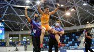 Indian Wrestler Priya Malik Wins Gold Medal At 2021 World Cadet Wrestling Championships in Hungary