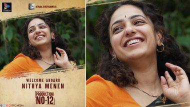 PSPK Rana Movie: Nithya Menen Roped In for Pawan Kalyan and Rana Daggubati's Untitled Film!