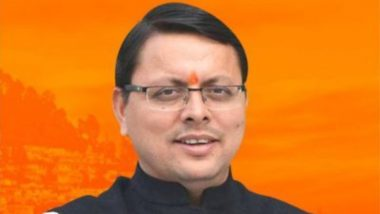 Uttarakhand Supplementary Budget 2021: Rs 5,720.78 Crore Budget Tabled in Assembly by Chief Minister Pushkar Singh Dhami