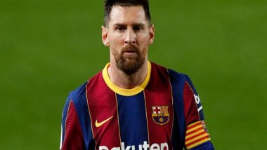 Lionel Messi To Sign Fresh Five-Year Contract With Barcelona and Take 50% Wage Cut: Report
