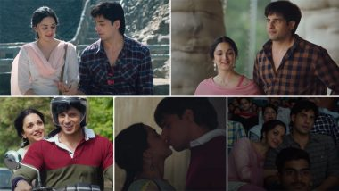 Raataan Lambiyan From Shehshaah: Kiara Advani and Sidharth Malhotra Are Our New Favourite Couple As They Brew Romance in Tanisk Bagchi's Soulful Song (Watch Video)