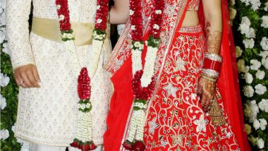 Rahul Vaidya and Disha Parmar Wedding Photos Are Breathtakingly Beautiful