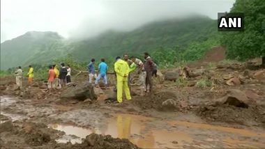 Maharashtra Rains: Search Operations Called Off in Landslide-Hit Taliye Village; 31 Missing to Be Declared Dead