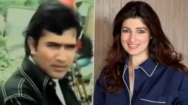 Twinkle Khanna Remembers Dad Rajesh Khanna on His Death Anniversary, Shares a Throwback Video