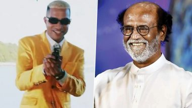 Singaporean Rapper Yung Raja Pays Ode to Superstar Rajinikanth in His New Single 'Spice Boy'