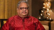 Rakesh Jhunjhunwala Plans to Set Up New Ultra-Low Cost Airline Akasa Air, Looking to Get 70 Planes in 4 Years