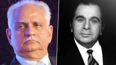 RIP Dilip Kumar: Ramesh Sippy Says 'I Would Like to Revisit Late Legend's Work All Over Again'