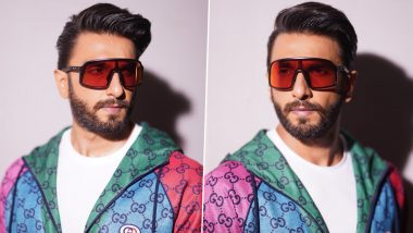 Ahead of His 36th Birthday, Ranveer Singh Drops Some Style Bombs on Social Media (View Pics)