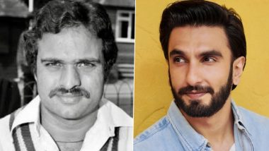 Yashpal Sharma Passes Away: '83 Star Ranveer Singh Mourns The Demise of Former Indian Cricketer (View Post)