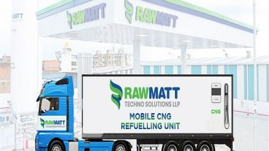 Business News | In Collaboration with Tomasetto Achille, Rawmatt Industries Starts Converting Diesel Engine Tractors into CNG