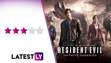 Resident Evil - Infinite Darkness Review: Netflix's Anime Adaption of the Capcom VideoGame Is a Fun but Flawed Watch (LatestLY Exclusive)