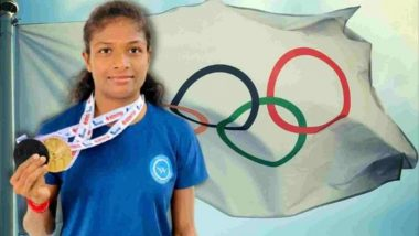 Tokyo Olympics 2020: Revathi Veeramani, Athlete from Southern Railway, Gears Up to Live Olympic Dream