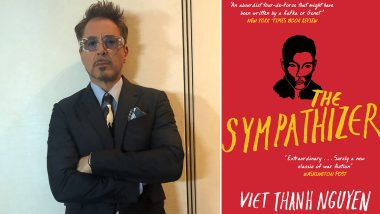 Robert Downey Jr Joins HBO's Series Adaptation of Viet Thanh Nguyen's 'The Sympathizer'