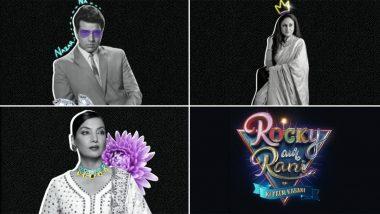 Rocky Aur Rani: Legends Dharmendra, Jaya Bachchan, Shabana Azmi Join Ranveer Singh, Alia Bhatt in Karan Johar's Directorial (Watch Video)
