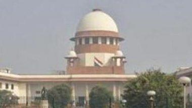 India News   SC to Hear Delhi Police's Plea Challenging Bail to Pinjra Tod Activists, Jamia Student Tomorrow