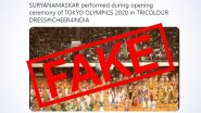 Suryanamaskar Performed at Tokyo Olympics 2020? Old Video of 2015 Mongolia Event Going Viral With Fake Claim; Here's a Fact Check