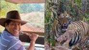 Sachin Tendulkar Celebrates International Tiger Day 2021 Sharing Throwback Pics From His Tiger Safari