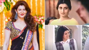 Sangeeta Bijlani Birthday Special: Throwback to the Time When the 'Tridev' Actress Was a Vicco Turmeric Girl (Watch Video)