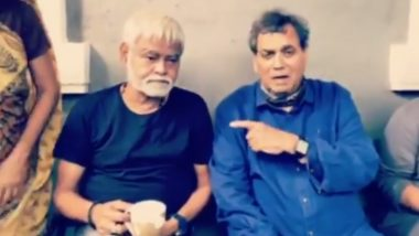 Sanjay Mishra Misses His Son's Birthday To Fulfill His Dream of Working With Subhash Ghai, Promises To Make Up for the Loss (Watch Video)