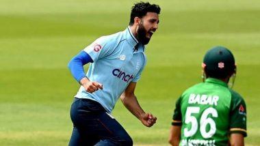 ENG vs PAK 1st ODI 2021 Live Score Update: Saqib Mehmood's Four-Wicket Haul Restricts Pakistan to 141 Runs