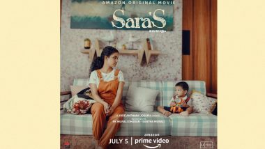 Sara's: Anna Ben and Sunny Wayne's Malayalam Film To Stream on Amazon Prime Video From July 5 (Watch Trailer)