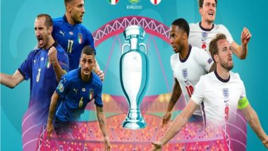 ENG vs ITL, Euro 2020 Final Preview: England Chase History As They Face Formidable Italy in Final
