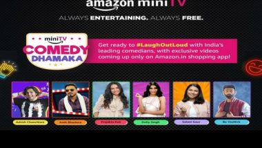 Ashish Chanchlani, Prajakta Koli, Other Creators To Come Up With Interesting Content on Amazon India's MiniTV