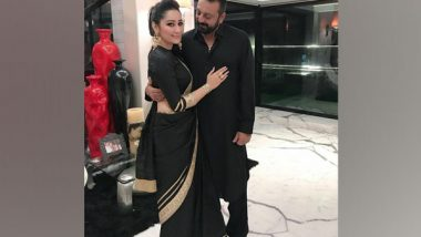 Entertainment News | Sanjay Dutt Pens Heartfelt Birthday Post for Wife Maanayata