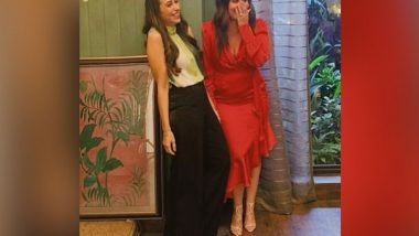 Entertainment News | Karisma Kapoor, Kareena Kapoor Khan Shot Together for 'something Exciting'