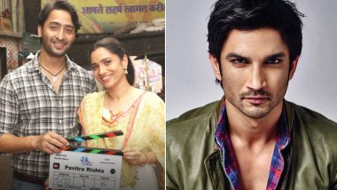 Shaheer Sheikh Breaks His Silence on Replacing Sushant Singh Rajput As Manav in Pavitra Rishta 2, Here's What He Penned