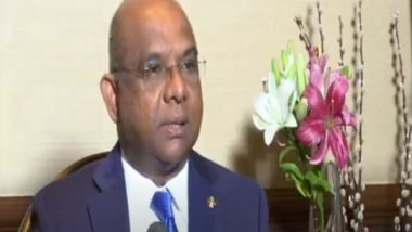 World News | India Has Been Always First Responder in Times of Need for Maldives, Says UNGA President-elect Abdullah Shahid