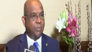 World News | Terrorism a Scourge, Need to Address It Soon, Says UNGA President-elect Abdulla Shahid