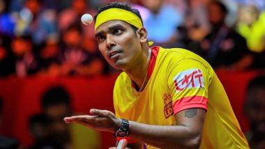 Tokyo Olympics 2020: Experienced Achanta Sharath Kamal Defeats Tiago Apolonia, Progresses to Round 3 in Men's Singles Table Tennis
