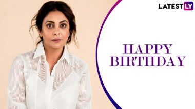 Shefali Shah Birthday Special: Lesser-Known Facts About the 'Delhi Crime' Actress That We Bet You Didn't Know!