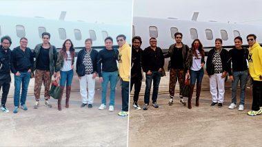 Shershaah Trailer: Sidharth Malhotra, Kiara Advani, Karan Johar And Others Reach Kargil For The launch (View Pics)