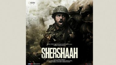 Shershaah: Did Sidharth Malhotra Drop the Trailer Reveal Date and Time of His Upcoming War Biopic?