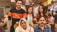 Dipika Kakar's Father-in-Law Suffers a Brain Stroke; Husband Shoaib Ibrahim Requests Fans To Send Prayers