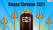 Sawan Somvar 2021 Start & End Dates: List of Fasting Days, Shravan Vrat and Significance of Observing Fast on Mondays for Lord Shiva