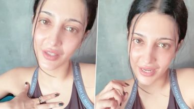 Shruti Haasan Shares Heartfelt Video Thanking Fans For Their Love and Support on Completing 12 Years in Bollywood