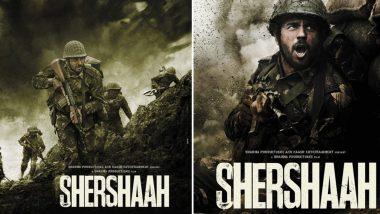 Shershaah: Sidharth Malhotra and Kiara Advani's War Biopic to Premiere Directly on Amazon Prime Video in August 2021!