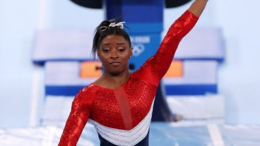 Simone Biles Reportedly Withdraws From Women's Gymnastics Team Final at Tokyo Olympics 2020