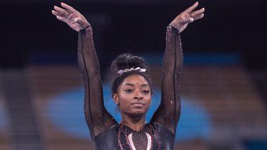 Simone Biles Pulls Out of Floor Exercise Final at Tokyo Olympic Games 2020; USA Gymnast is Struggling with 'Twisties'