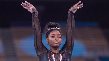 Simone Biles Explains Reason Behind Tokyo Olympics 2020 Withdrawal (Watch Video)