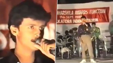 Sonu Nigam Birthday: When The Brilliant Singer Crooned The Title Track Of BR Chopra's Mahabharat (Watch Video)